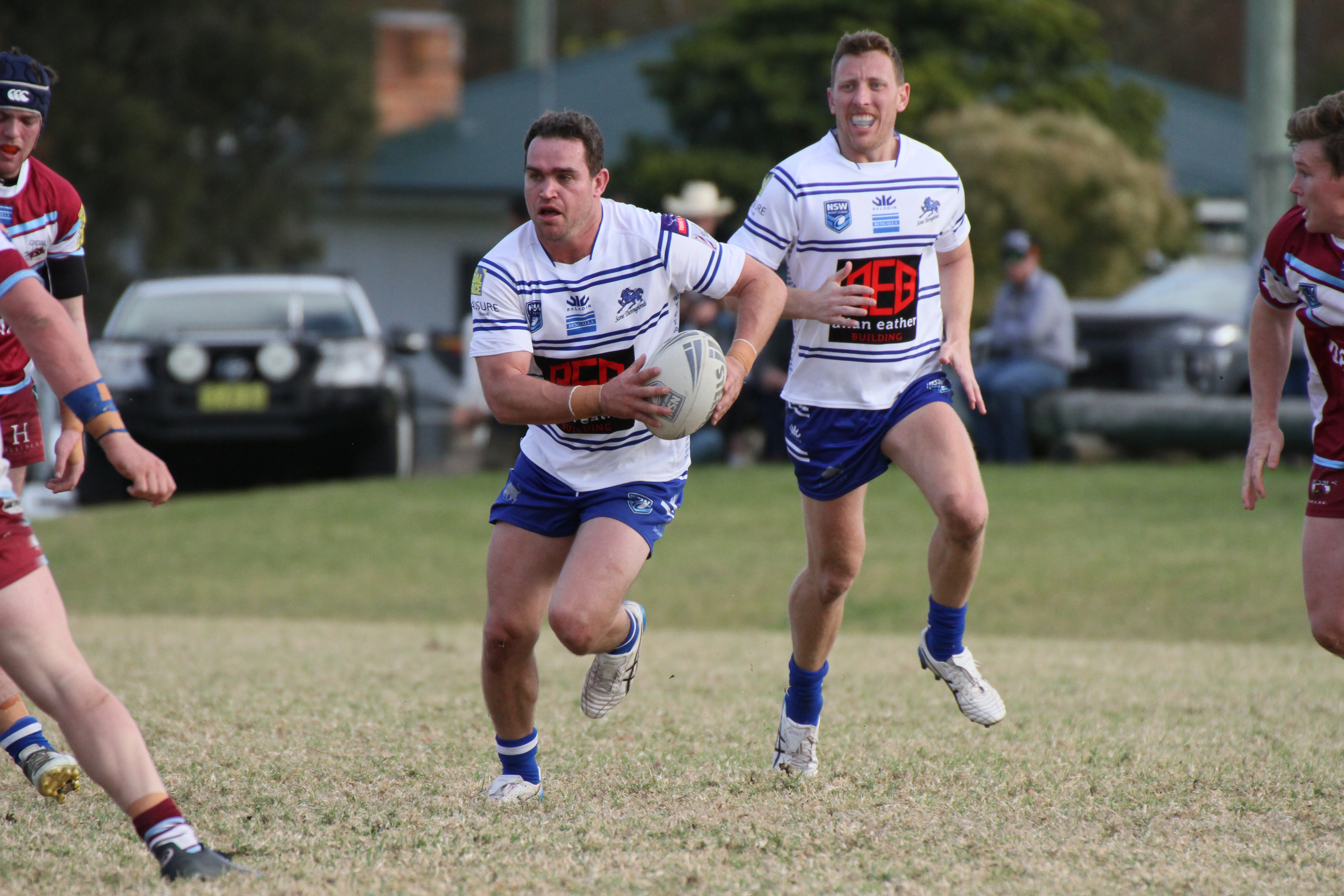 Captain-coach role for Clydsdale