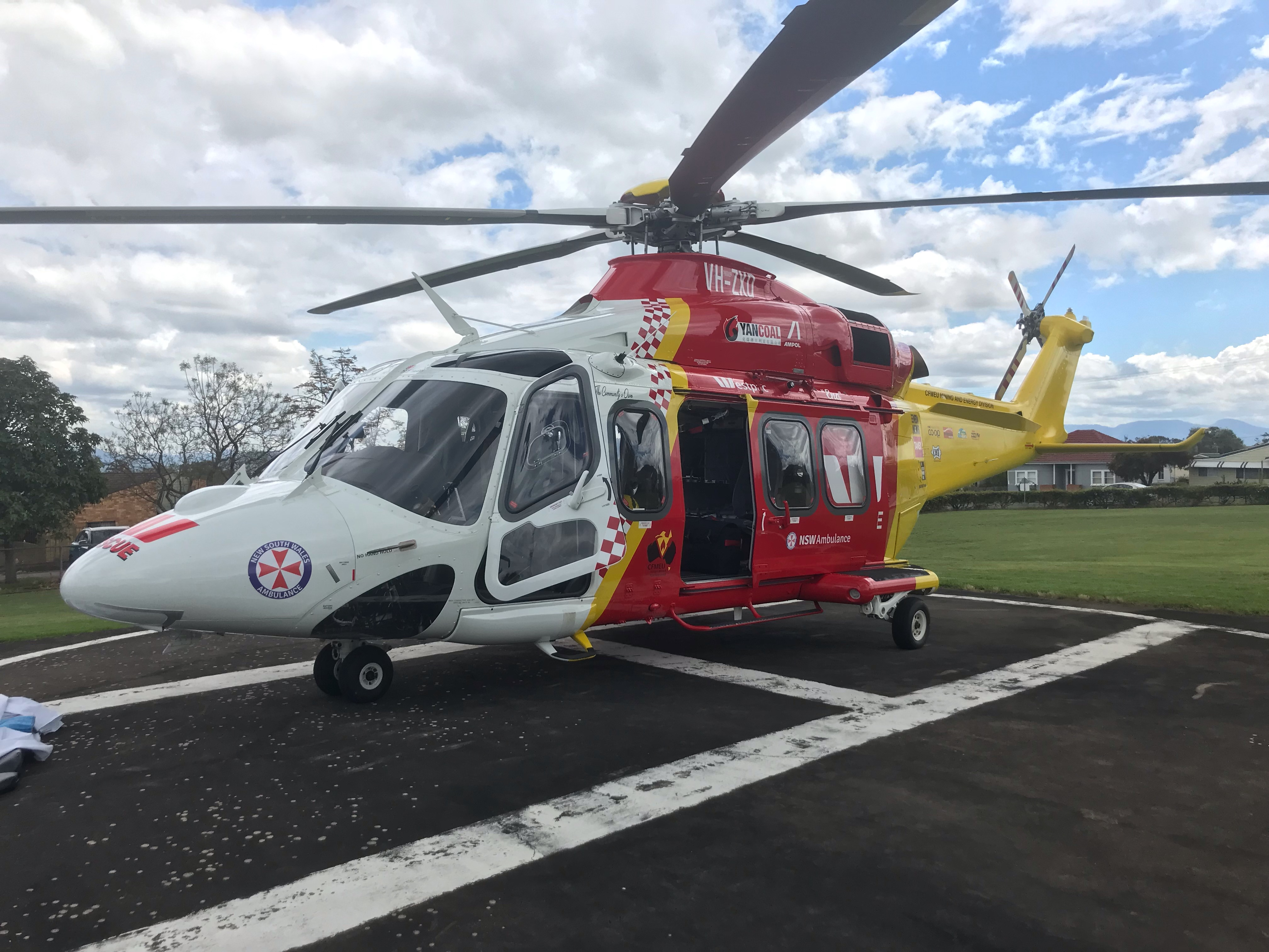 Eventful 24 hours for Westpac Rescue Helicopter