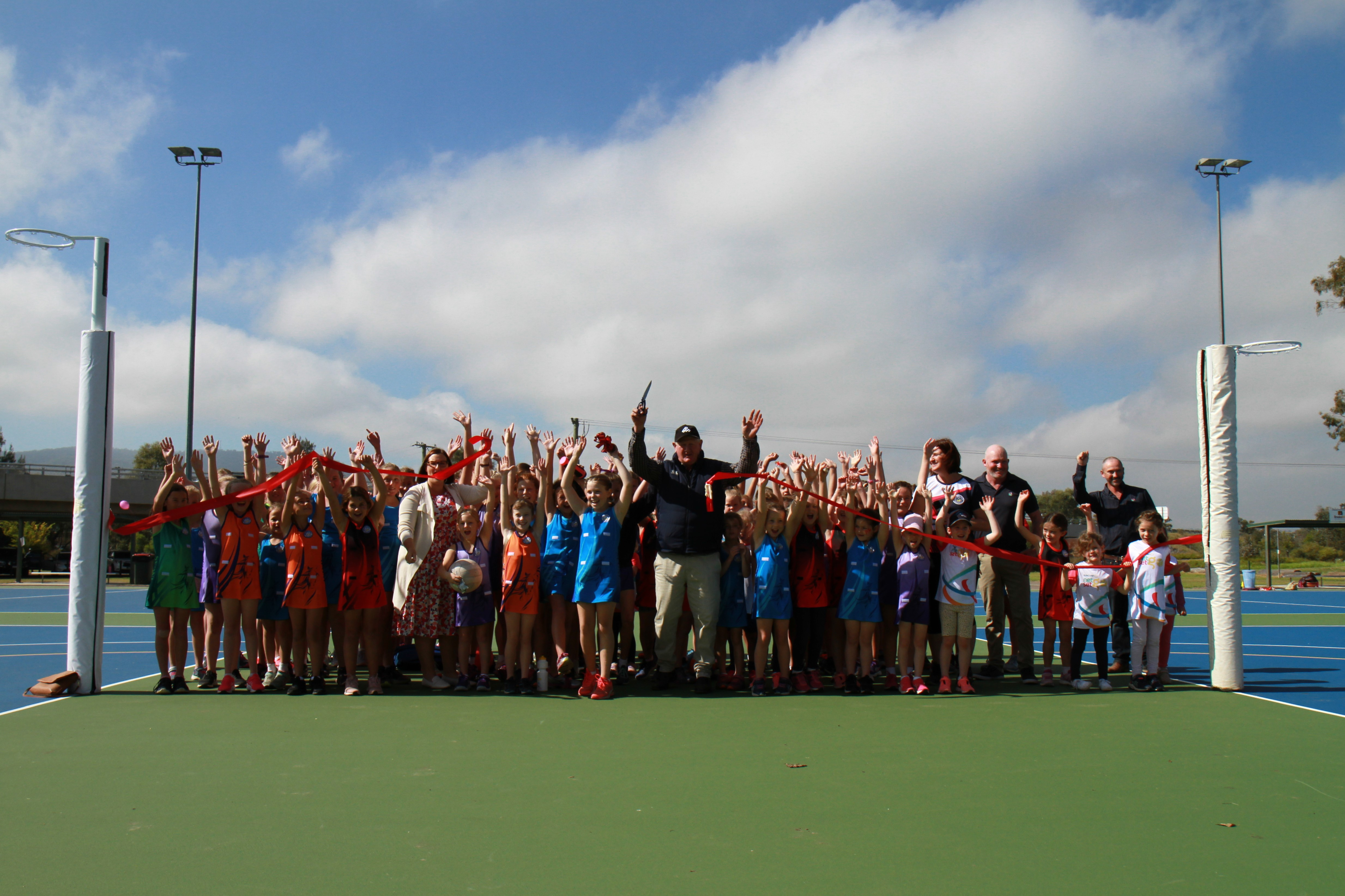New Courts Opened Ahead of Moher's Day Weekend